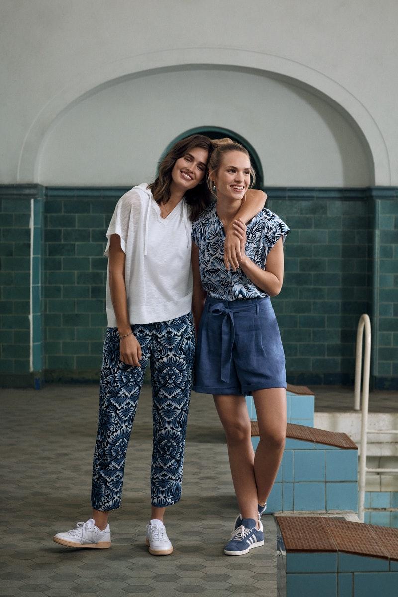 Mode Wittebrock Solingen Betty und Co Sommer 1